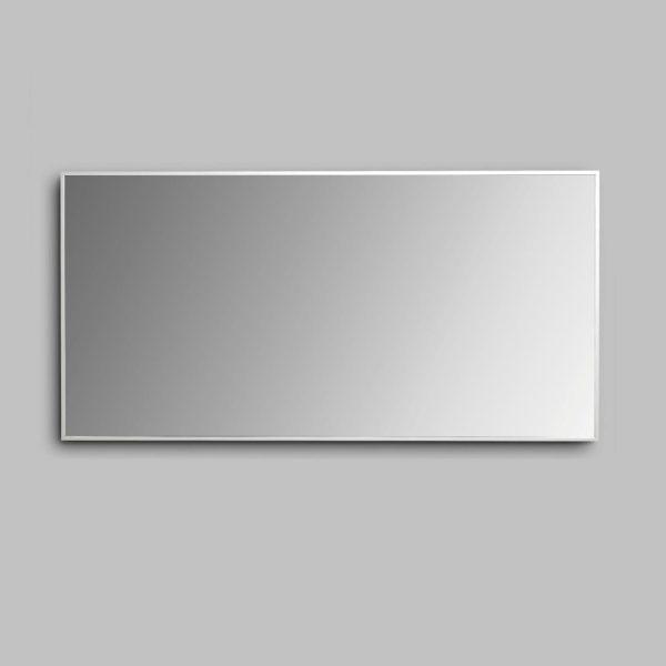 AVA Enzo 1200 Wall Hung Mirrors Aluminium Frame